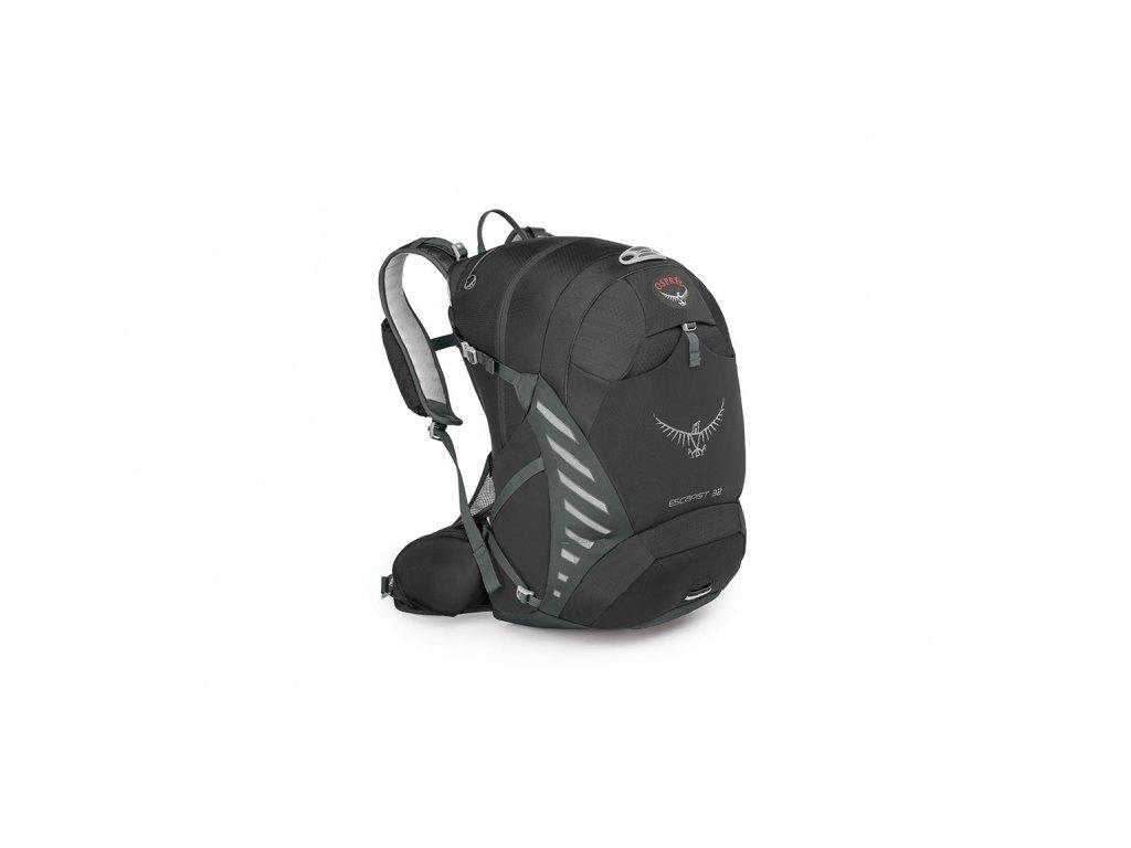 batoh + pláštěnka OSPREY ESCAPIST 32 Black
