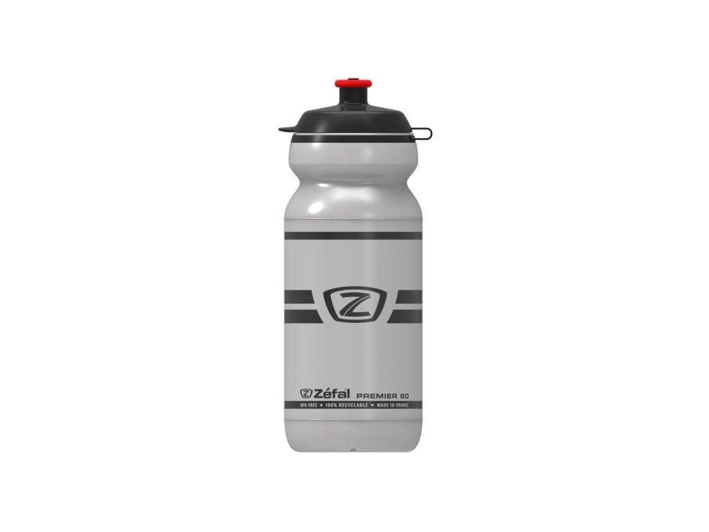 lahev ZEFAL PREMIER 60 stříbrná