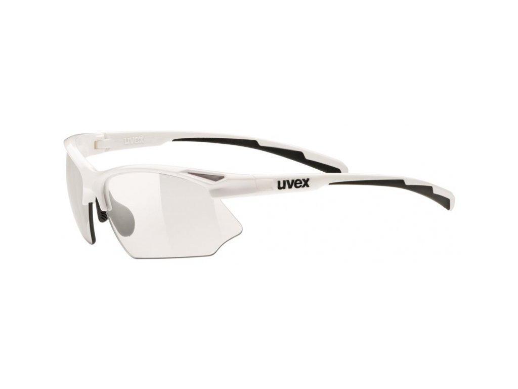 brýle UVEX Sportstyle 802 V bílé