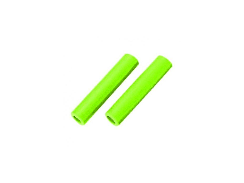 gripy HAVEN Classic reflex zelené-bílá
