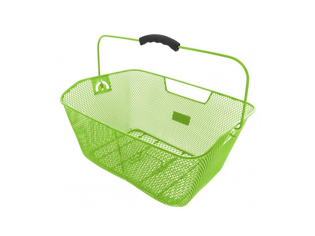 koš M-Wave nosičový zelený