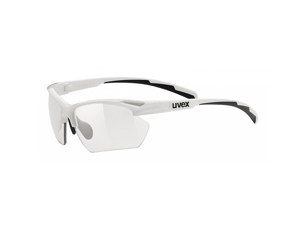 brýle UVEX Sportstyle 802 small V bílé