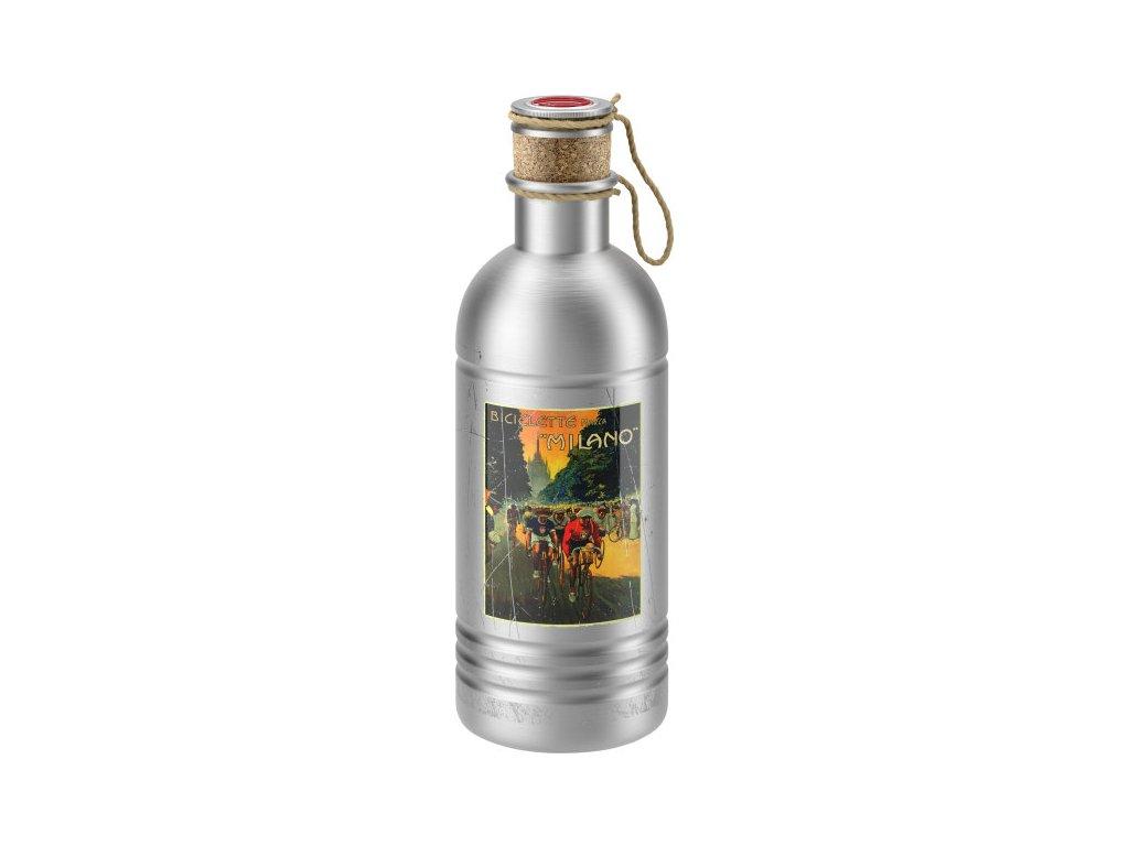 lahev ELITE L´eroica Biciclette Milano Alu, 600 ml