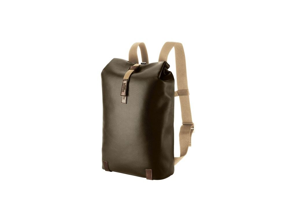 brooks pickwick backpack 26l reflexni hneda