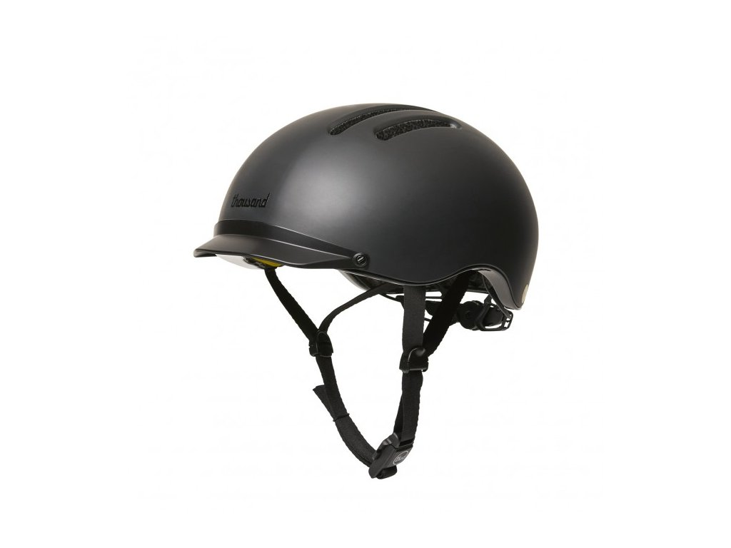 mestska kola cyklisticka prilba helma na kolo thousand chapter black 02