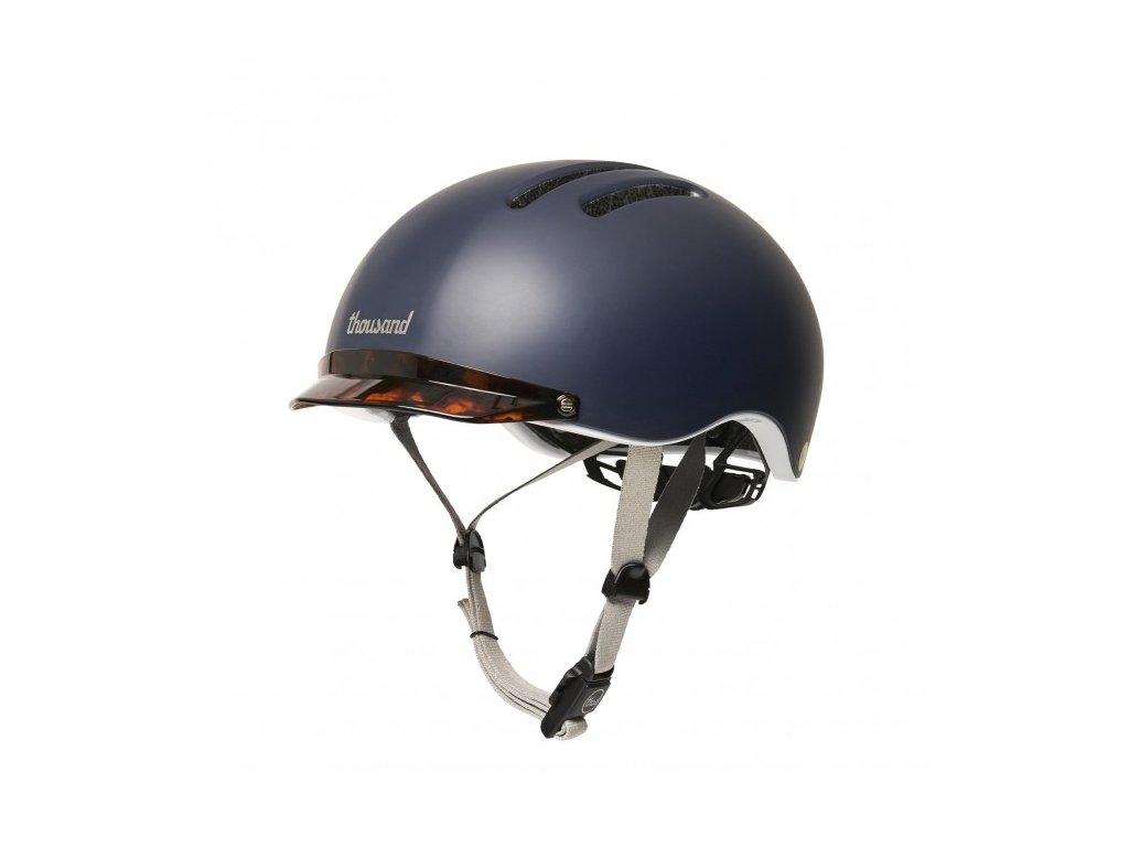 mestska kola cyklisticka prilba helma na kolo thousand chapter navy 02