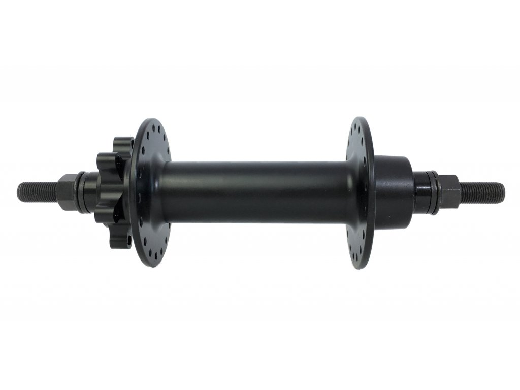 Extra široký přední náboj 150mm, pro ráfky 100 mm, kotoučová brzda