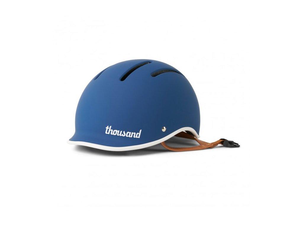 mestska kola tokyobike detska prilba helma na kolo pro deti thousand blazing blue 01