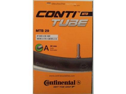 duše Continental MTB 28/29 (47/62-622) AV/40mm