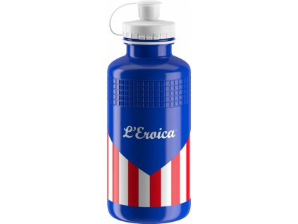 lahev ELITE Vintage L´eroica modrá USA, 500 ml