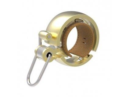 zvonek Knog Oi Bell LUXE měděný malý