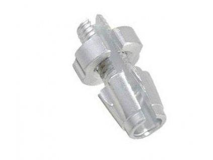 šroub stavěcí páky Al M7 Saccon stříbrný