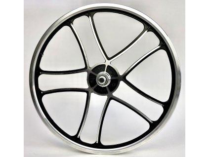 Alu wheel OPC I cross front 20inch 406
