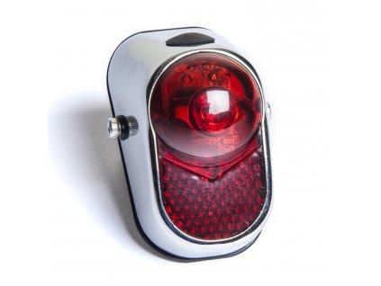 Zadní světlo Tiger Eye Retro LED