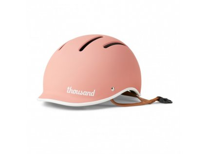 mestska kola tokyobike detska prilba helma na kolo pro deti thousand power pink ruzova 01