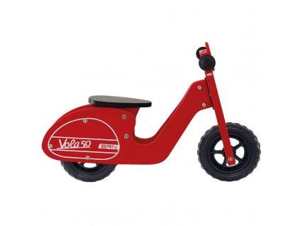 VOLA 50 - balanční odrážedlo, červené