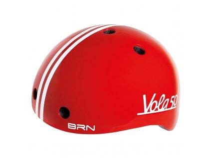 OLA 50 - dětská helma, červená