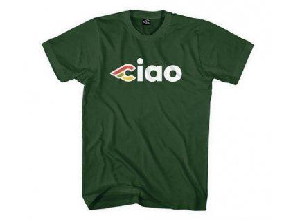 Tričko Cinelli CIAO Jaguar green