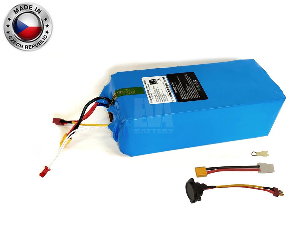 Akumulátor Li-ion LG 36V, 16Ah plast