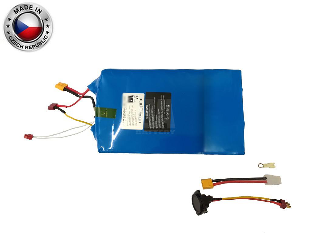 Akumulátor Li-ion LG 36V, 22,4Ah plast