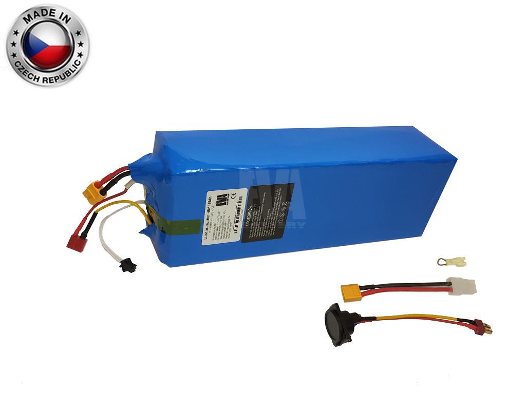Akumulátor Li-ion LG 48V, 16 Ah plast