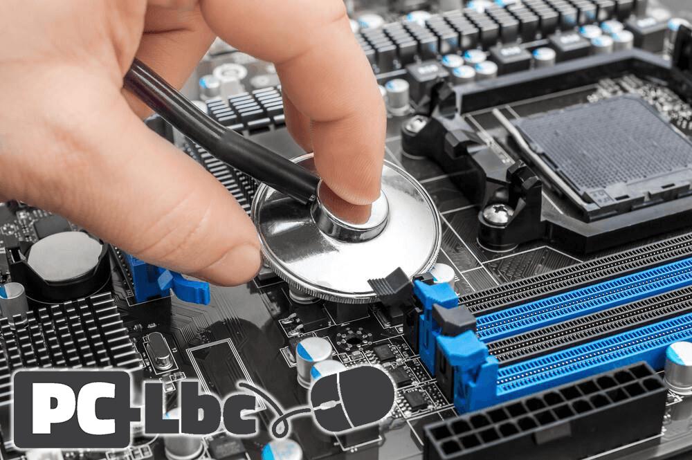 Servis počítačů a notebooků v Liberci