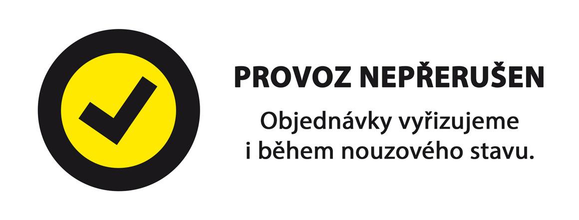 Provoz na e-shopu KONDIK.cz nepřerušen!