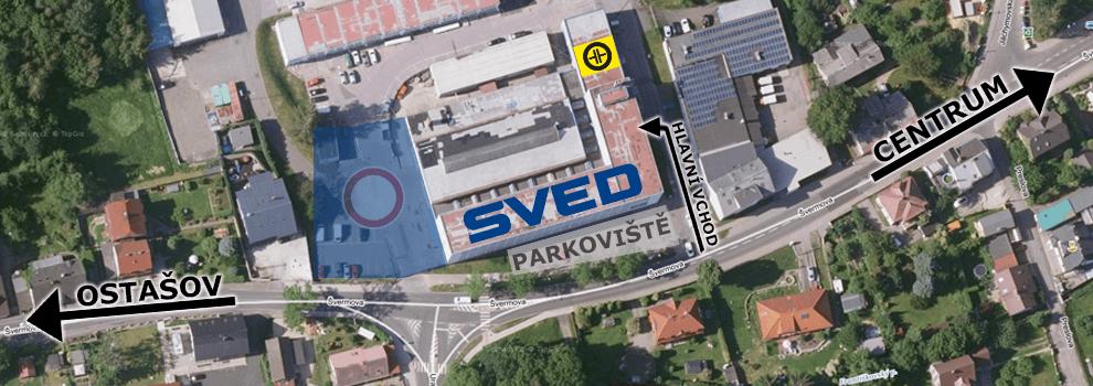 MAPA: Jak se dostanu do KONDIK.cz