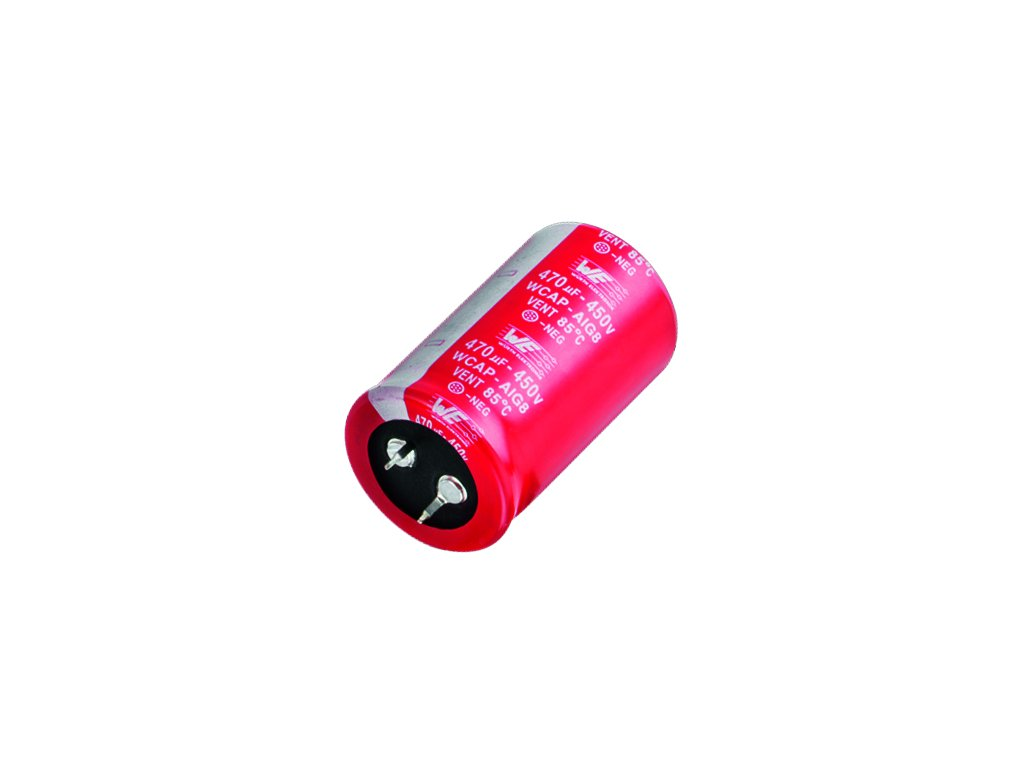 CE 68uF 450V 105°C 22x26mm AIL5 (snap-in)