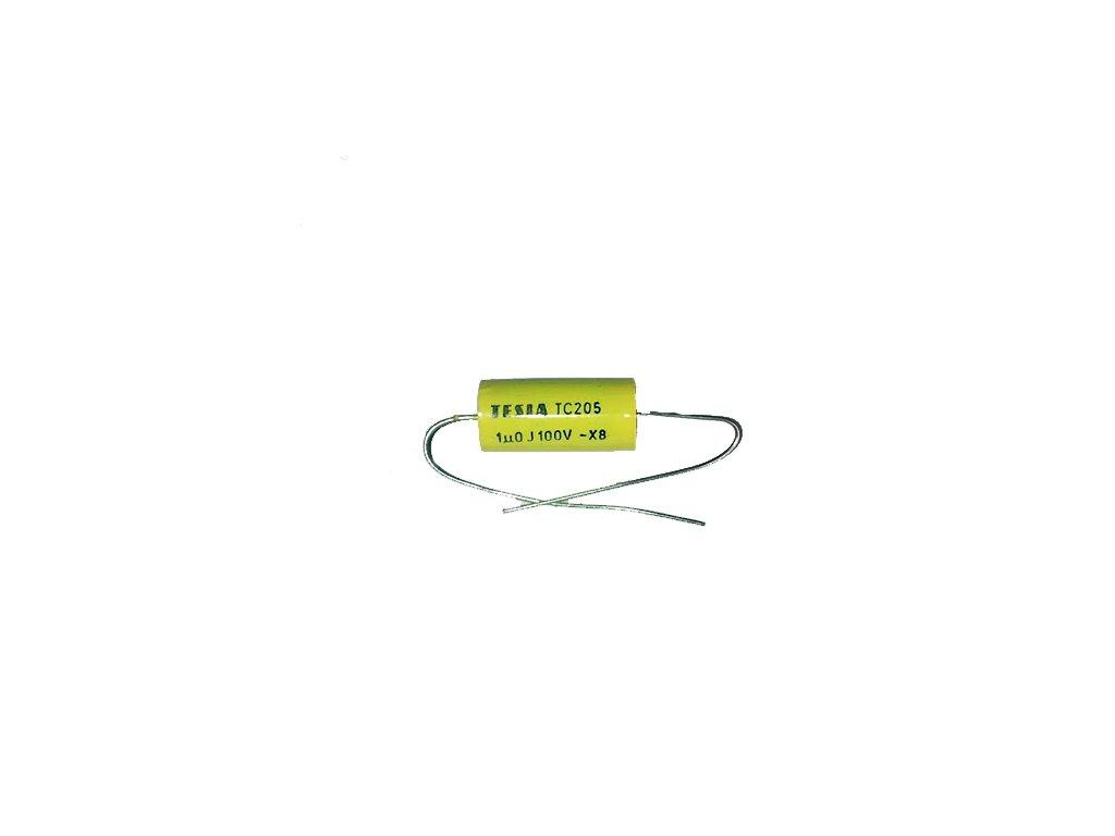 CPE 1000nF 100VDC TC205