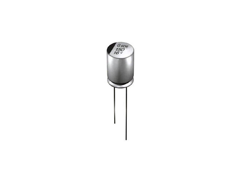 CPL 270uF 16V 105°C 6,3x8mm PSG