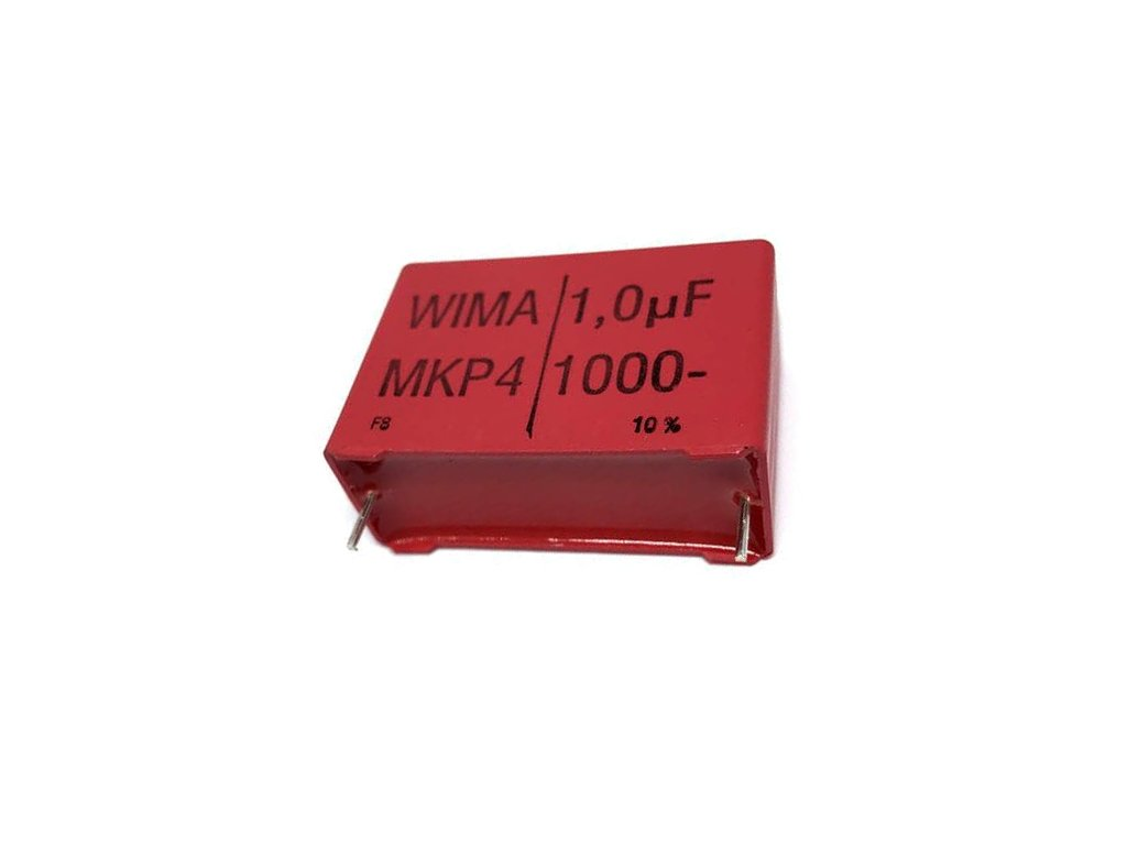 CPP 1000nF 400VAC MKP4