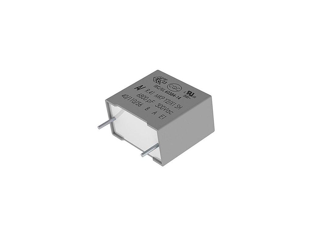 CPP 6,8nF 300VAC R41