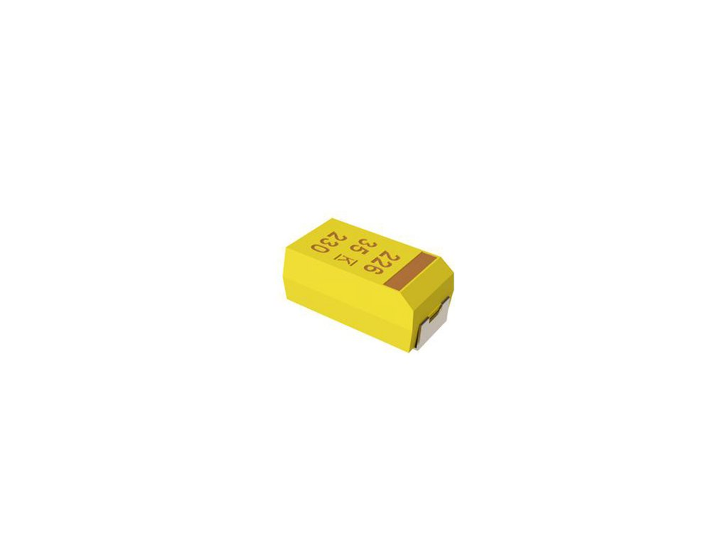 CT 4,7uF 25V SMD-A T491