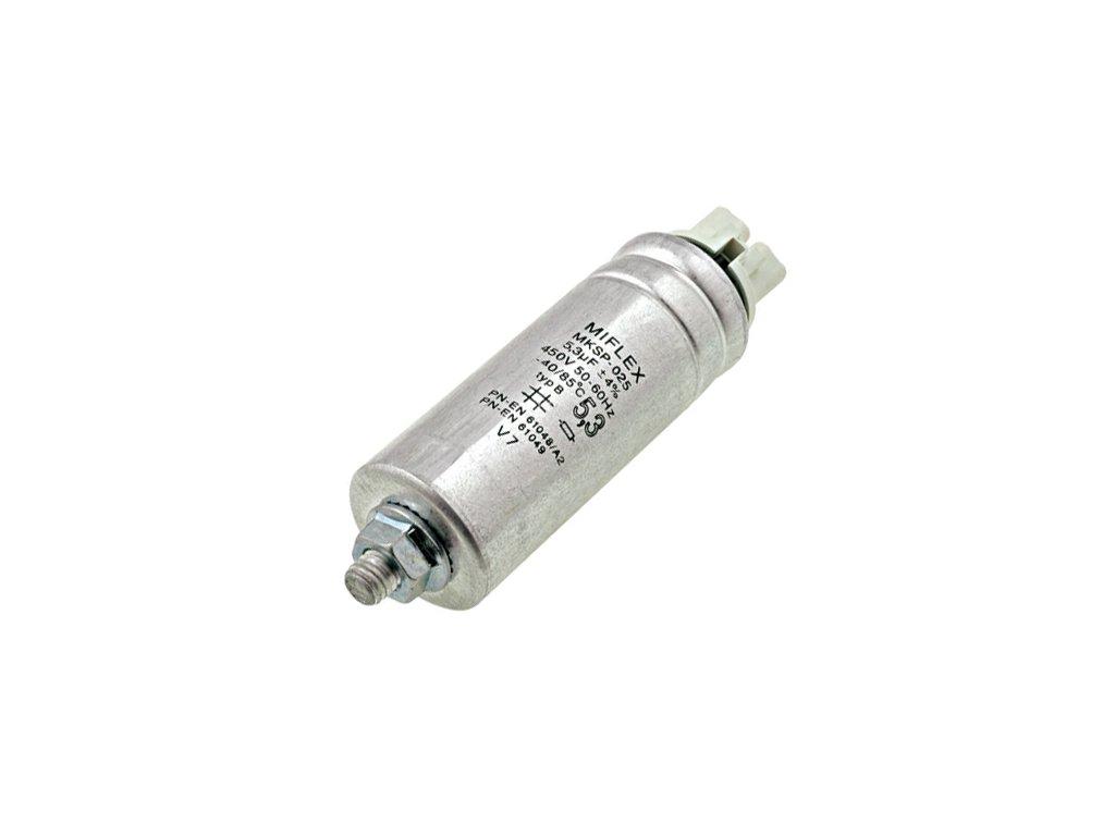 Kondenzátor MKSP-025 5,3uF 450V