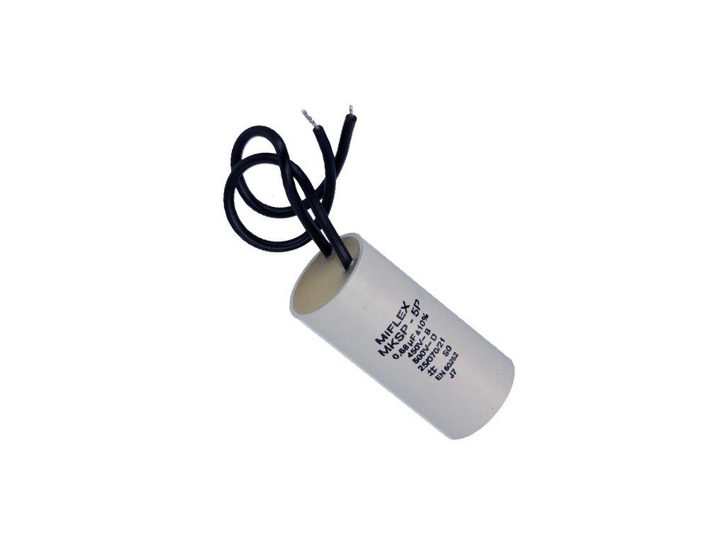 Kondenzátor rozběhový 1,5uF 450V MKSP-5P G1