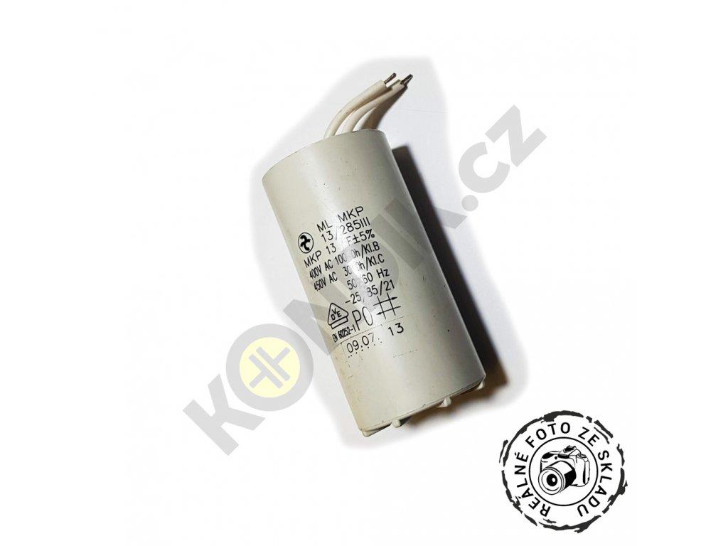 Kondenzátor rozběhový 13uF 450V ML MKP