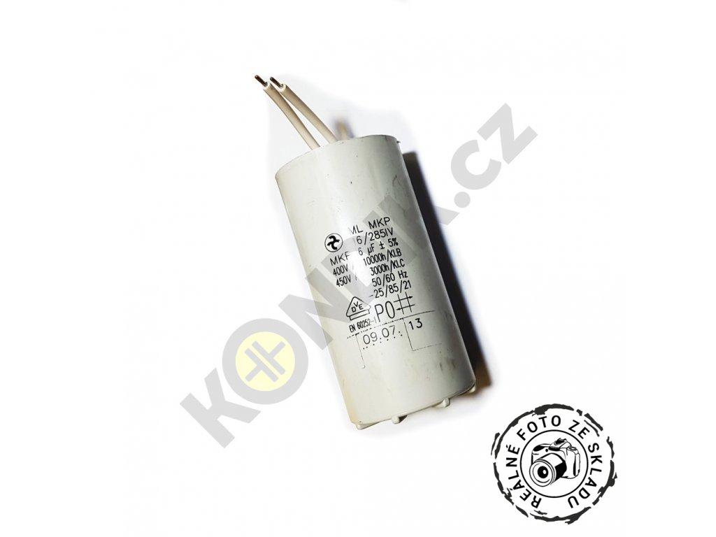 Kondenzátor rozběhový 16uF 450V ML MKP