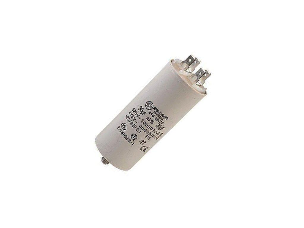 Kondenzátor rozběhový 25uF 425V 4.16.10