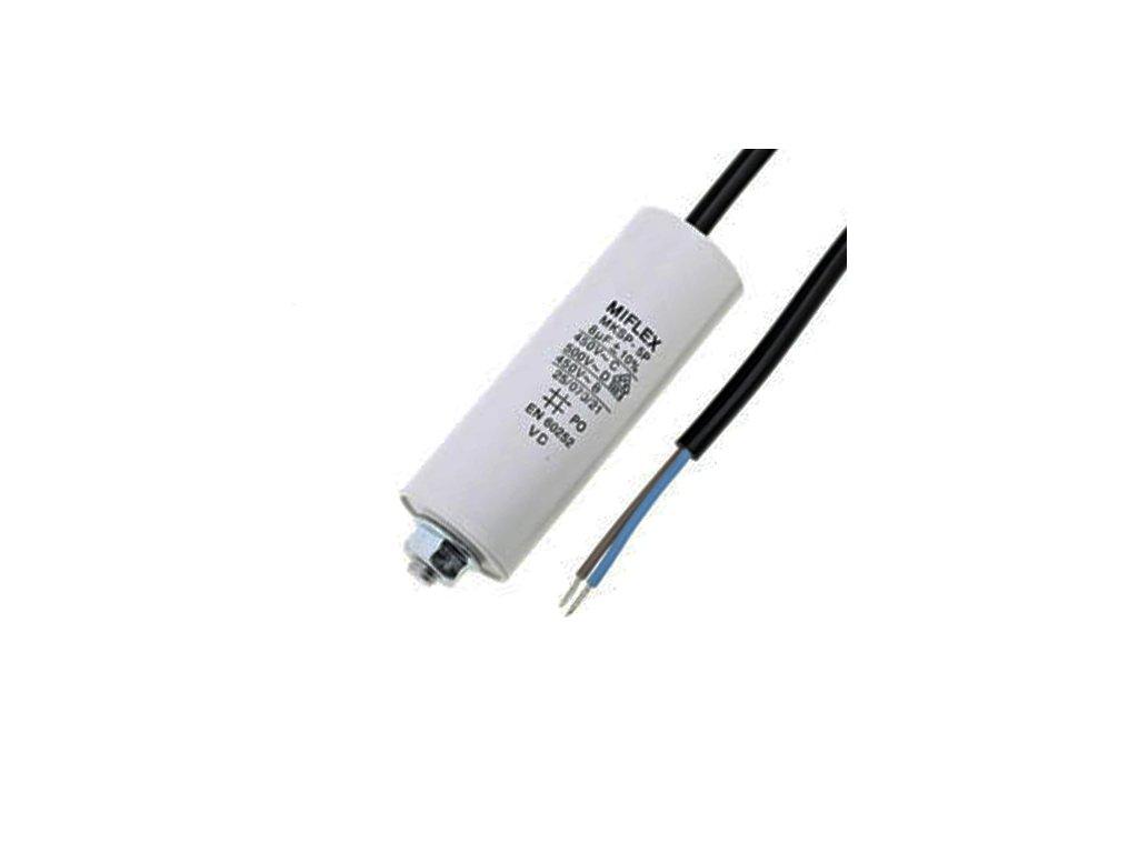 Kondenzátor rozběhový 40uF 450V MKSP-5P D
