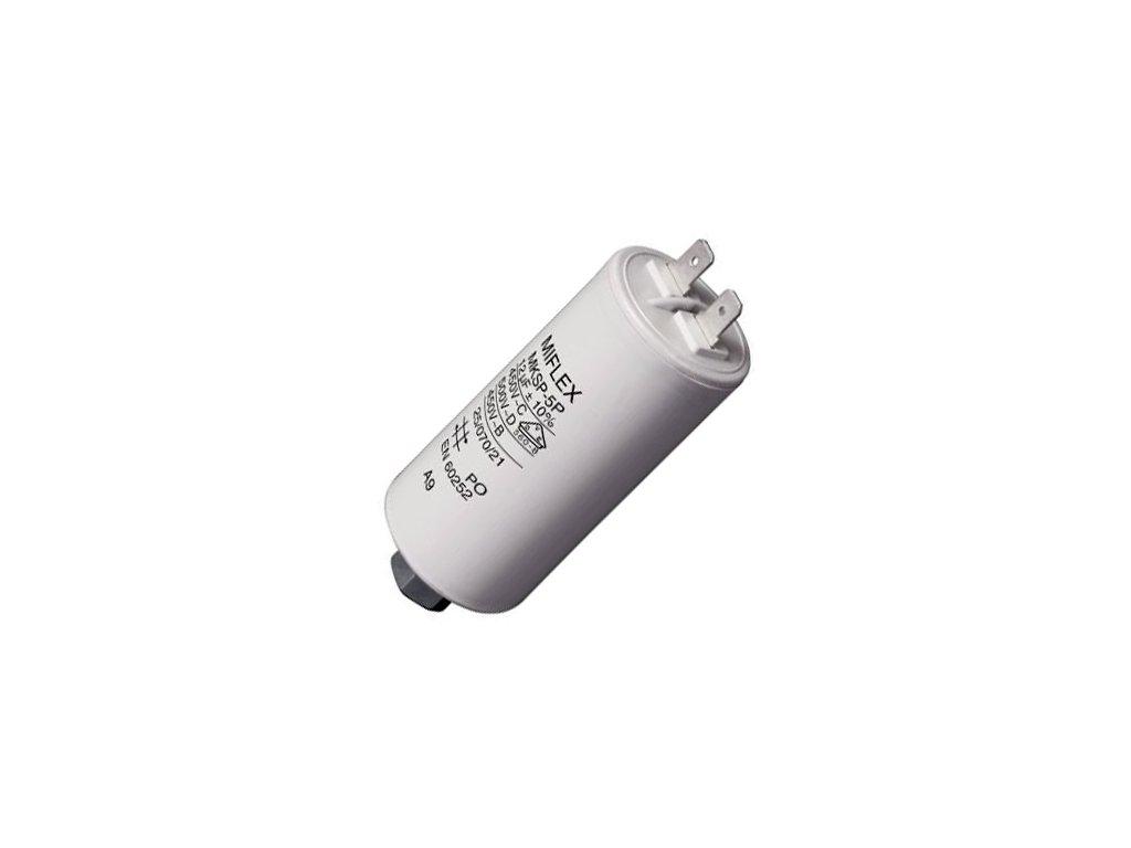 Kondenzátor rozběhový 6uF 450V MKSP-5P B