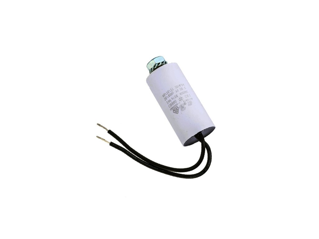 Kondenzátor rozběhový 7uF 450V MKSP-5P H1