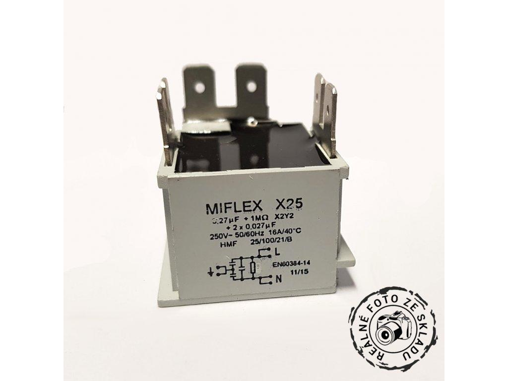 Odrušovací filtr X25
