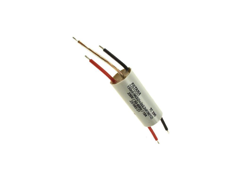 Odrušovací filtr TC290