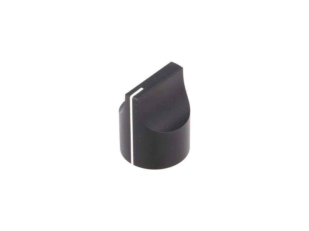 Knoflík GC6.0 černý