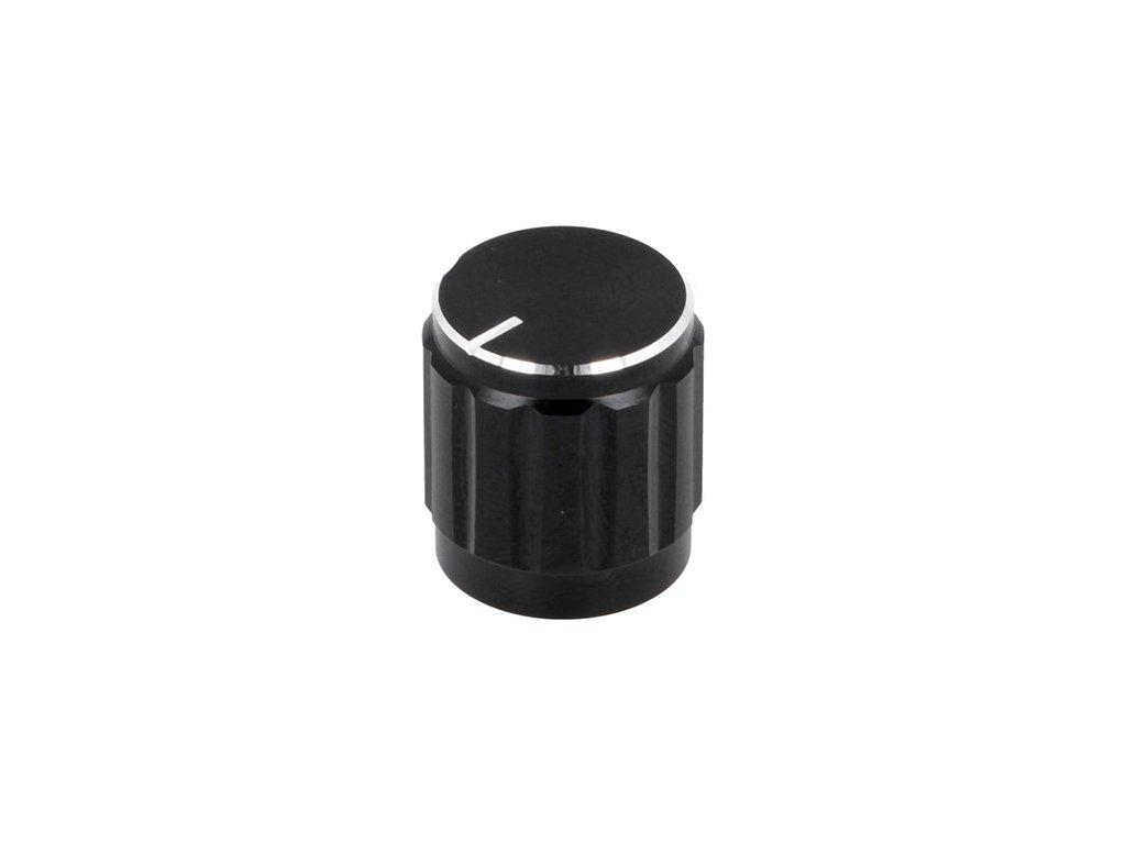 Knoflík GC6M-15 černý