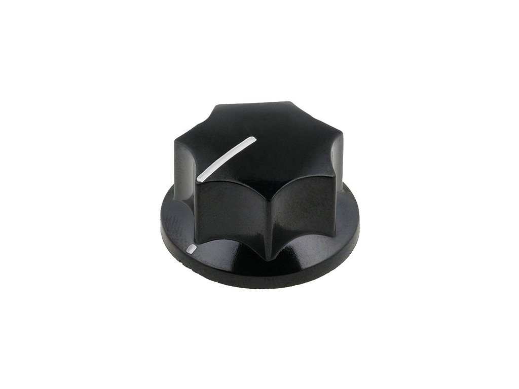 Knoflík PN9E černý