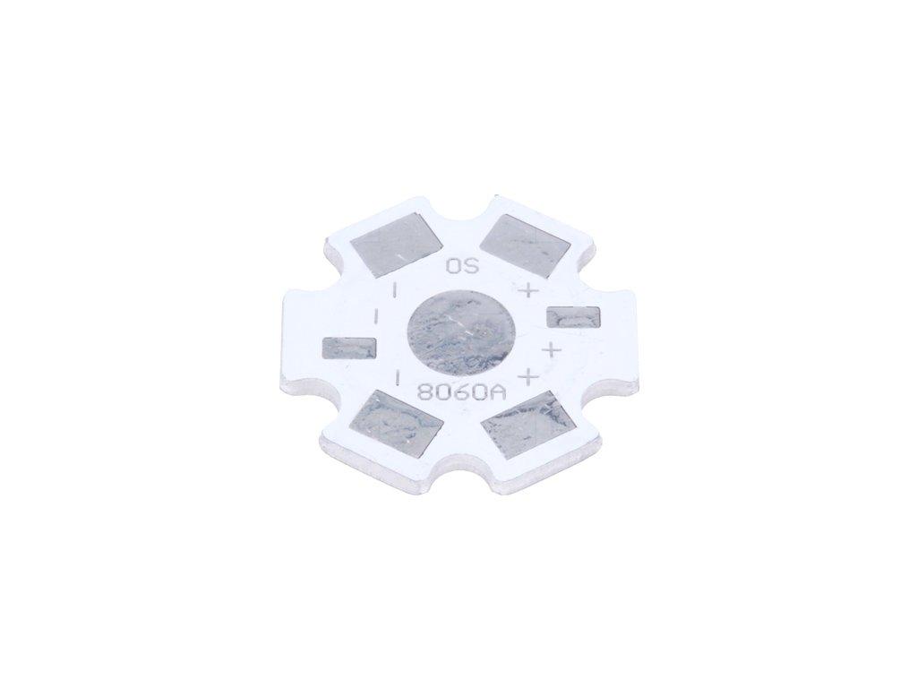 Plošný spoj STAR pro LED do 5W