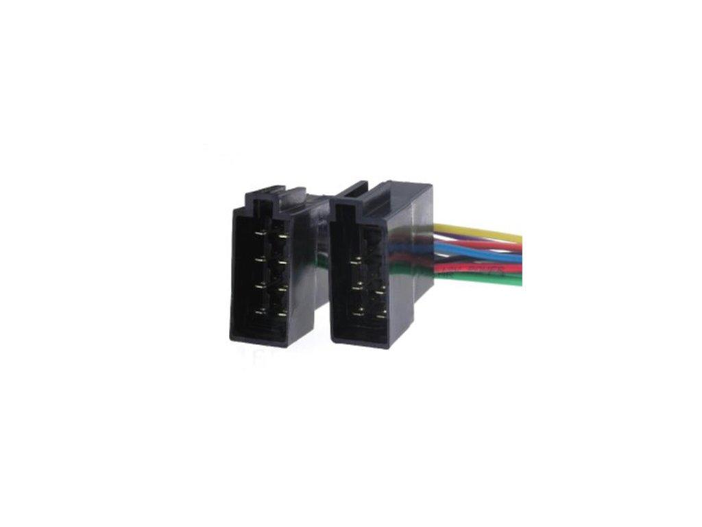 Konektory ISO univerzální zásuvky