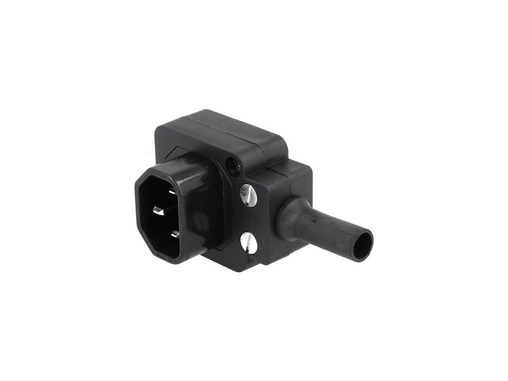 Konektor IEC60320 C14 (E) vidlice PX0685